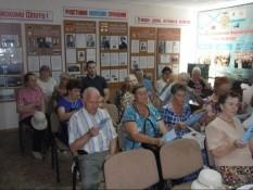«Точка опоры» провела правовой семинар с ветеранами в Шебекинском районне Белгородской области