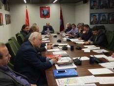 Заседание круглого стола в аппарате Центрального совета Всероссийской организации «БОЕВОЕ БРАТСТВО»