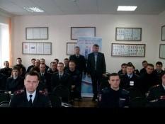 Правовым центром «Точка Опоры» проведен правовой семинар с ветеранами боевых действий в поселке Ракитном.