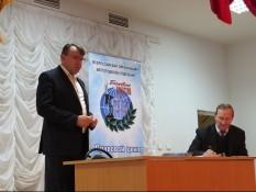 «Точка Опоры» провела правовой семинар с ветеранами боевых действий в Яковлевском районе Белгородской области.