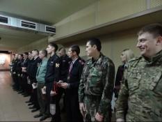 Традиционный турнир по стрельбе памяти лейтенанта милиции Геннадия Мишенина