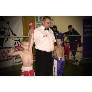 Юношеский турнир по кикбоксингу субботний ринг