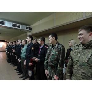 Традиционный турнир по стрельбе из боевого оружия памяти лейтенанта милиции Геннадия Мишенина