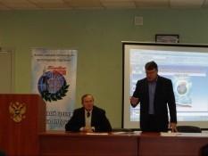 «Точка Опоры» проела правовой семинар с ветеранами боевых действий Управления Росгвардии по Белгородской области.