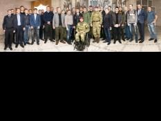 В БГТУ им. В.Г. Шухова состоялась презентация проекта «Путь силы».