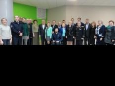 Встреча мэра Белгорода Константина Полежаева с членами Общественной палаты города