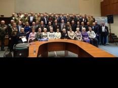 «Точка опоры» встретилась с ветеранами в Ульяновске