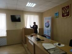 «Точка опоры» провела правовой семинар в Борисовском районе