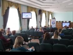 Проведен правовой семинар с ветеранами боевых действий УМВД России по Белгородской области