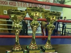 Традиционный юношеский турнир по кикбоксингу посвященный «Дню Космонавтики».