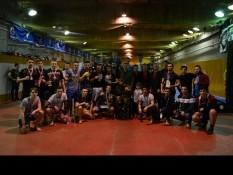 Ежегодное первенство вуза по спортивному народному состязанию «Русская стенка»