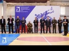 Традиционный Международный турнир по греко-римской борьбе на призы заслуженного тренера России Н.П. Ярошенко.