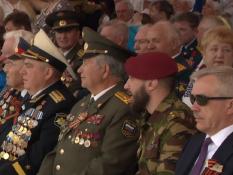 В Белгороде «БОЕВОЕ БРАТСТВО» приняло участие в торжественных мероприятиях по случаю Дня Победы.