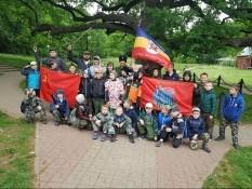 Совершен традиционный марш-бросок