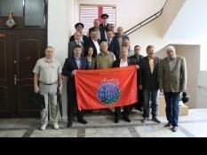 «Точка опоры» встретилась с ветеранами в Калининградской области.