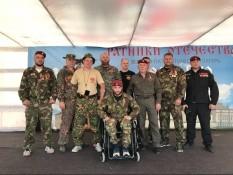 Ветеранами спецназа «Русь» был проведен урок мужества