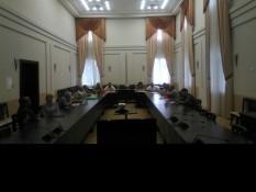 Круглый стол в г. Семилуки Воронежской области