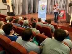 Правовой центр «Точка опоры – Пермь» посетил г. Чердынь Пермского края.