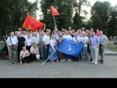 «Точка опоры» встретилась с ветеранами в Тверской области