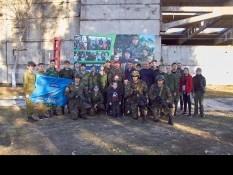 мастер- класс по тактической подготовке, построению боевого порядка с элементами оружия в различных обстоятельствах для  представителей и участников военно- патриотических клубов.