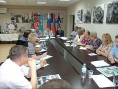 В Оренбургской области прошел выездной семинар правового центра «Точка опоры»
