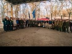 Финальный этап  военно-спортивного испытания