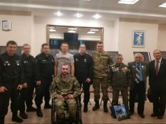 10 лет со дня образования Белгородского городского отделения ВООВ