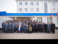 25 лет Белгородскому ОМОНу