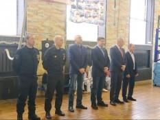 Открытие VIII-традиционного турнира по боксу на призы Героя России Вячеслава Воробьёва.
