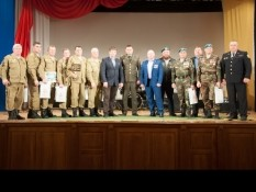 Белгородское городское отделение ВООВ «БОЕВОЕ БРАТСТВО» организовало и провело открытый фестиваль-конкурс солдатской и военно-патриотической песни «Голос войны»