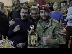 Вячеслав Воробьев принял участие в 30-ом субботнем ринге