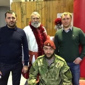 30-й традиционный юношеский турнир по кикбоксингу субботний ринг в котором принял участие руководитель Белгородского отделения ВООВ