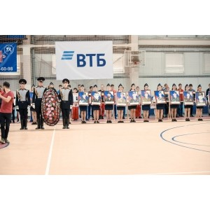 Турнир по кикбоксингу памяти белгородских спортсменов, погибших при исполнении служебного долга.