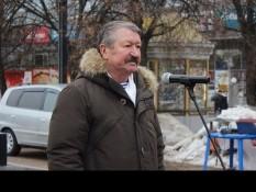 Митинг Памяти первого освобождения Белгорода