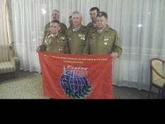 Белгородцы дали концерт в отель-парке Горизонт для войнов-афганцев