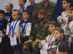 Турнир по смешанным единоборствам «ОСЕ» в городе Курске
