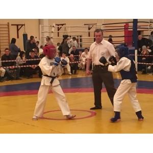 """Члены """"БОЕВОГО БРАТСТВА"""" приняли участие в турнире среди юношей по Всестилевому каратэ"""