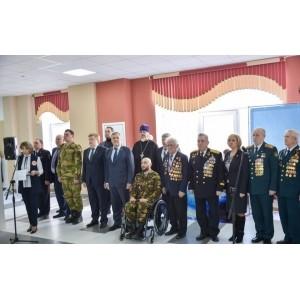 """Открытие соревнований на призы фонда """"Отечество"""""""
