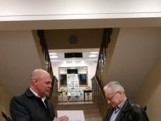 Встреча заместителя председателя ВООВ