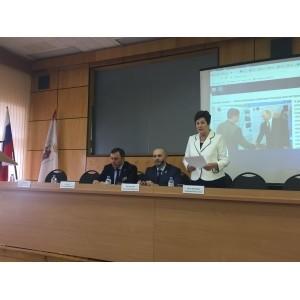 """""""Точка опоры"""" провела правовой семинар в Йошкар-Оле"""