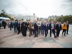 Приняли участие в акции «Волна памяти»