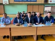 Вячеслав Воробьев стал почетным гостем на Чемпионате Белгородской области по боксу среди мужчин