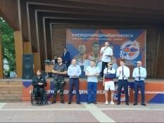 Вячеслав Воробьев стал почетным гостем на праздновании международного дня бокса