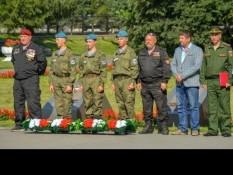 етераны «БОЕВОГО БРАТСТВА» почтили память погибших десантников