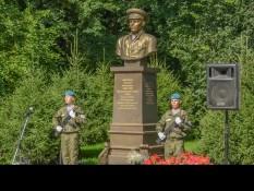 Представители Белгородского отделения «БОЕВОГО БРАТСТВА» отделения отметили День ВДВ в Горно-Алтайске