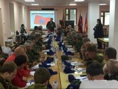 Точка Опоры рассказала о преференциях для ветеранов на встрече с руководителями ветеранского движения ЦФО.