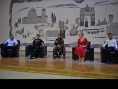 Вячеслав Воробьев встретился со школьниками