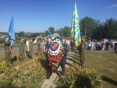 Белгородское «БОЕВОЕ БРАТСТВО» приняло участие в памятных мероприятиях «В бой идут одни старики»