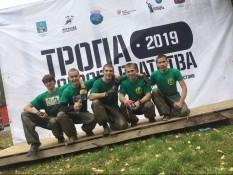 Команда ВПК Белгородского района приняла участие в
