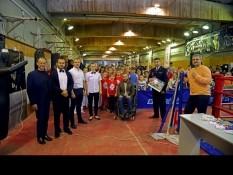 Вячеслав Воробьев принял участие в 33-ем классификационном турнире  по кикбоксингу «Мир детям».